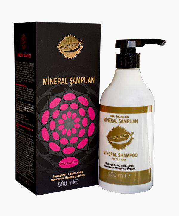 Mineral Şampuan (Yağlı Saçlar İçin)