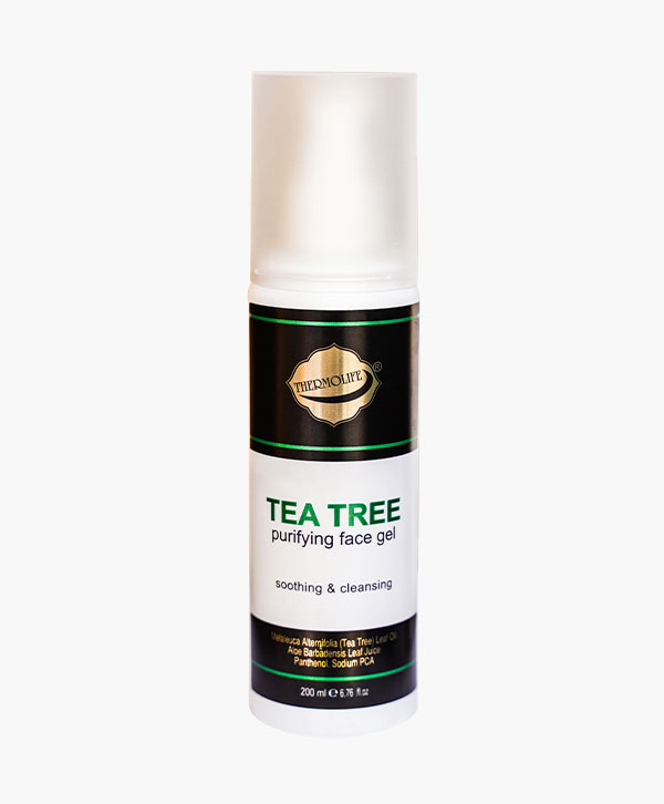 Thermolife Tea Tree Purifying Face Gel